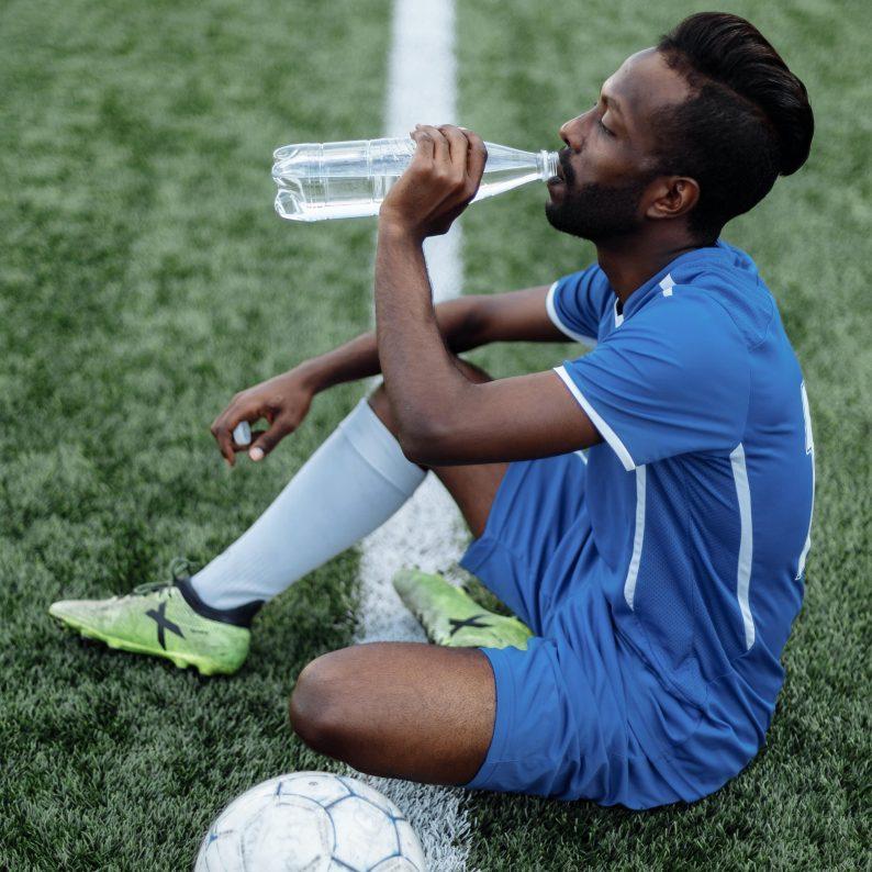 La hidratación con carbohidratos es esencial durante los entrenamientos largos